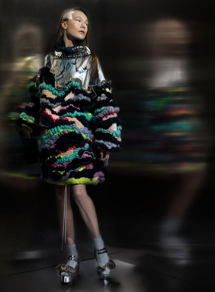 Modeconnect.com - Designer Imogen Abbot, Fashion Design BA (Hons) 2014, De Montfort University, Leicester, UK