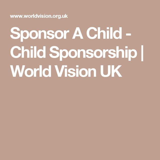 Sponsor A Child - Child Sponsorship   World Vision UK
