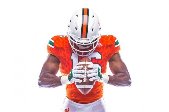 Miami Hurricanes set to add green jersey and black jersey to uniform set | Chris Creamer's SportsLogos.Net News and Blog : New Logos and New Uniforms news, photos, and rumours