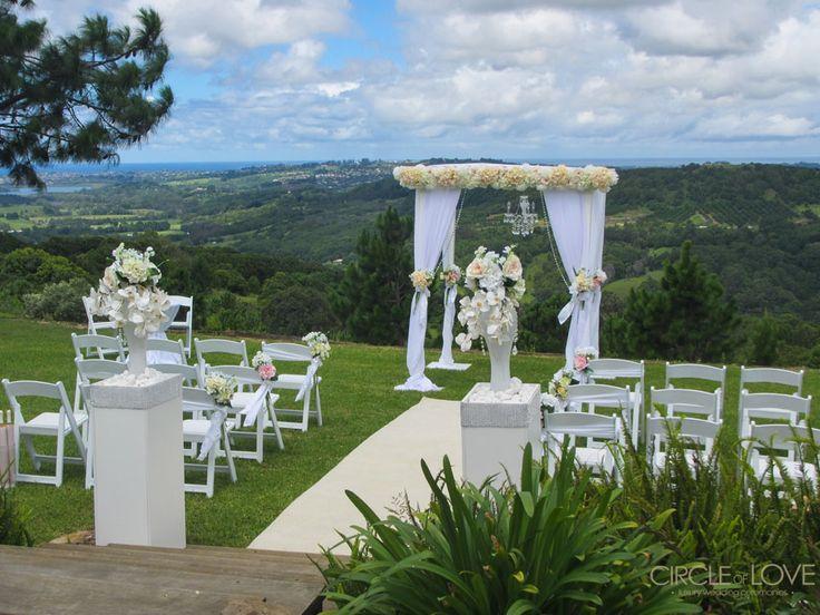 Summergrove Estate wedding ceremony