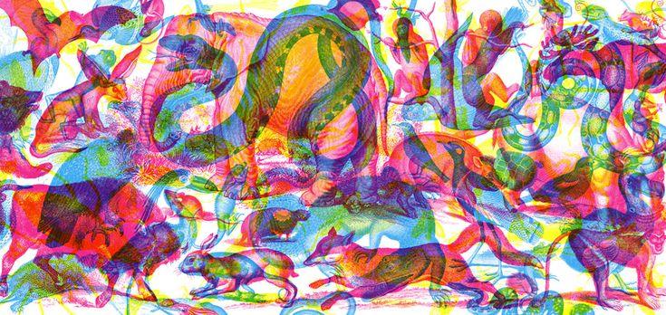 Carnovsky RGB wallpaper