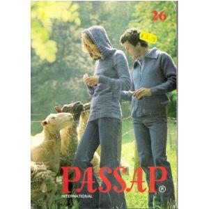 Link to download Passap #26 Pattern Book - Passap Patterns and Magazines - Passap