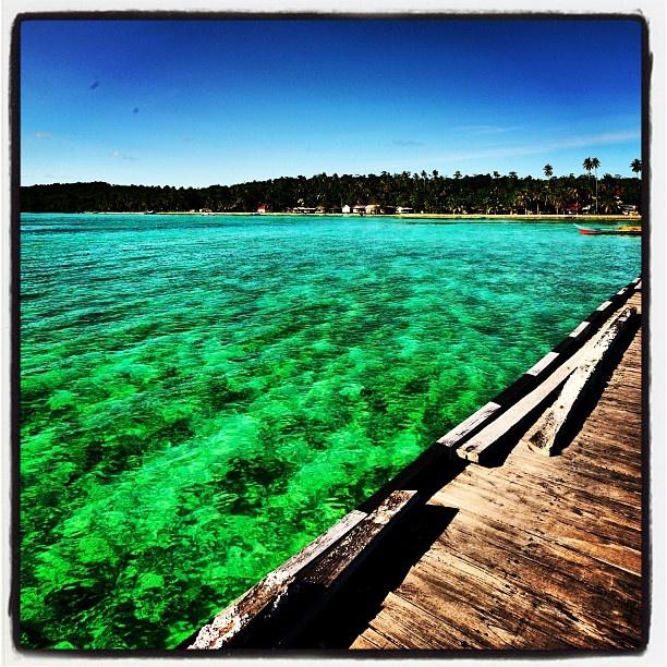 Maratua Island, Borneo, Indonesia. #travel #getaway