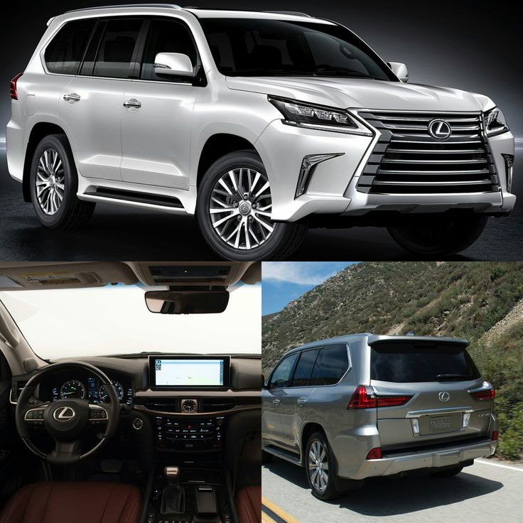 Luxury Car Obsession: 2016 Lexus LX 570