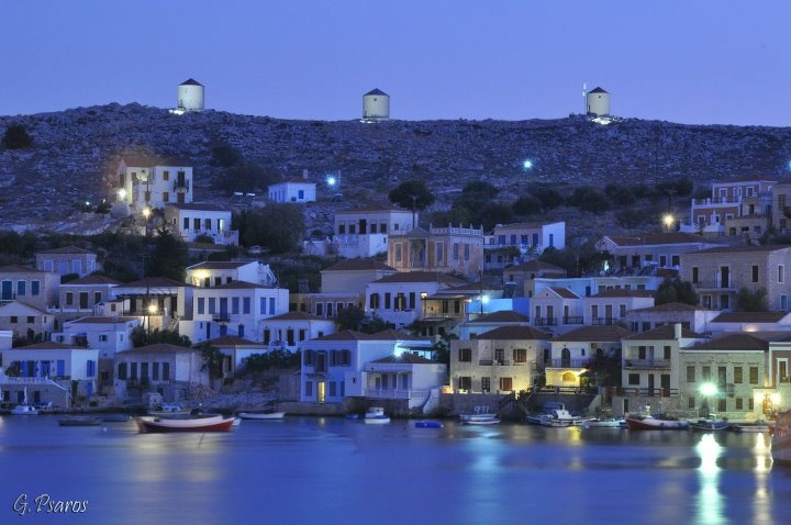 GREECE CHANNEL | Chalki