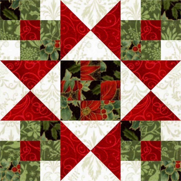 25 Best Ideas About Christmas Quilting On Pinterest