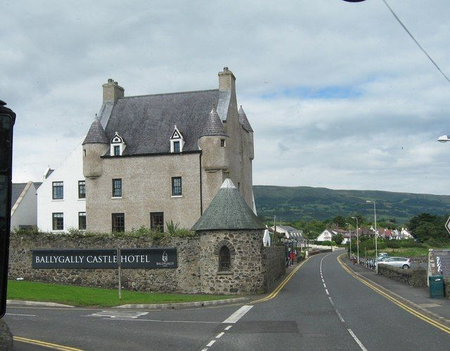 15 best ulster scots irish images on pinterest scotland for Stay in a haunted castle in scotland