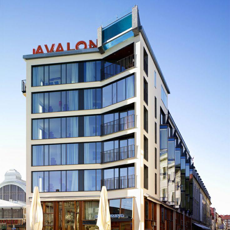 Avalon Hotel in Gothenburg, Sweden | Semrén & Månsson