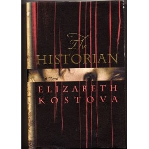 The Historian by Elizabeth Kostova. A book about vampires from before the whole vampire craze exploded