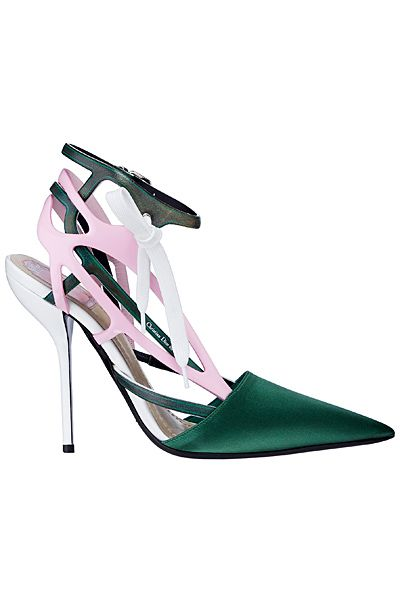 Dior - Shoes - 2014 Spring-Summer why do I love these so much. Someone buy me a pair.