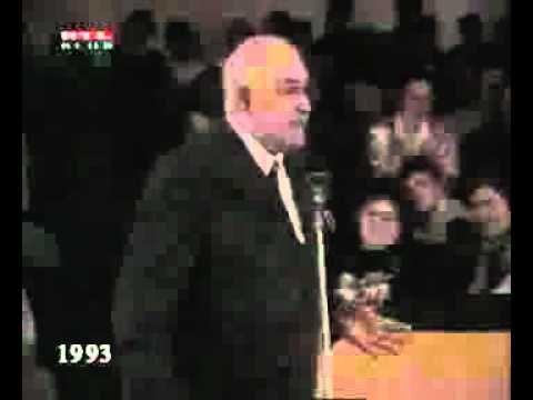 Hofi a rádióban Horthyról (1993) - YouTube