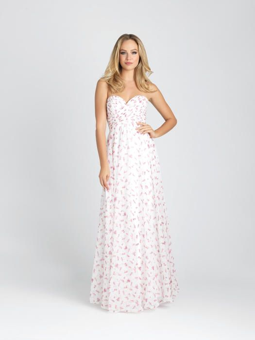 Allure Bridesmaids 1544  Allure Bridesmaids Best Bridal, Prom, and Pageant gowns in Delaware