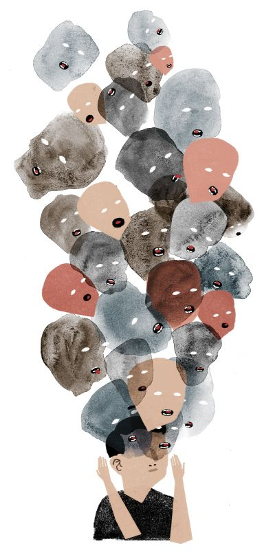 The Violence in Our Heads | Keith Negley                                                                                                                                                      More                                                                                                                                                                                 More