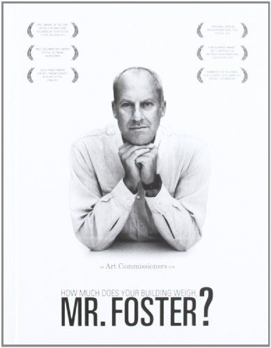 How much does your building weigh, Mr. Foster?  https://www.amazon.co.uk/dp/8493949833/ref=cm_sw_r_pi_dp_x_rYgYxb13MGDRK