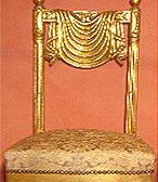 Gilded chair. http://www.artgilding.com.au