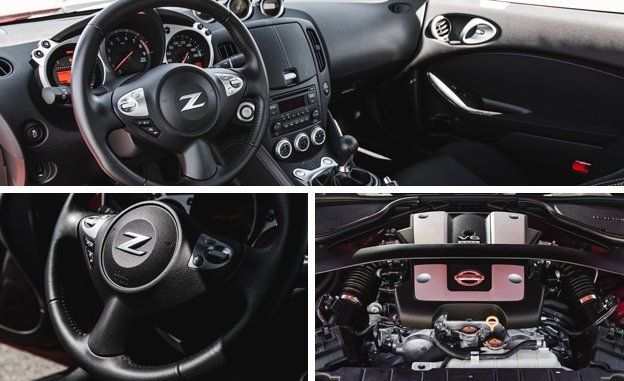 2016 Nissan 370Z Coupe Review – Car and Driver