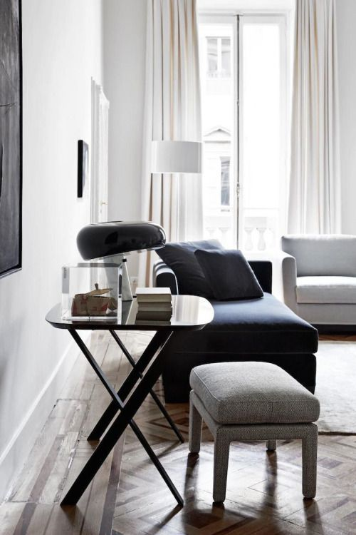 Amazing showroom of Italian furniture brand Meridiani | Photo by Davide Lovattifound via Est MagazineFollow Style and Create at Instagram | Pinterest | Facebook | Bloglovin