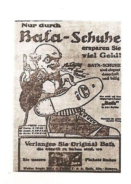 Reklama z r. 1911