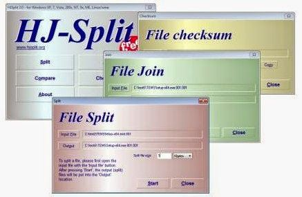Download HJSplit Free