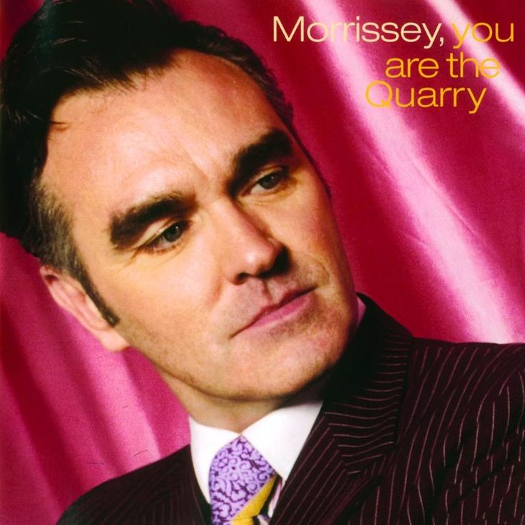 """Morrissey """"You Are The Quarry"""""""
