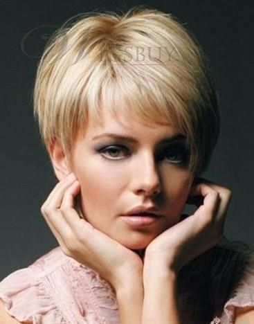 Super Short Full Lace Human Hair Wig Blonde Hair for Women. Get Sizzling discounts up to 80% Off at Wigsbuy using Coupon and Promo Codes.