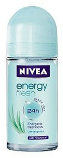 Nivea Energy Fresh Deodorant Roll On