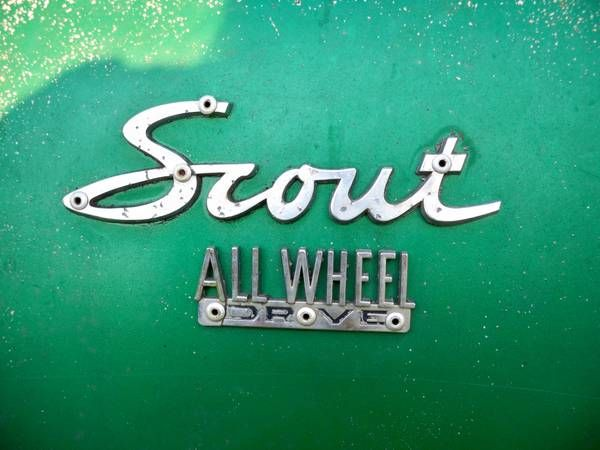 Scout Badge...