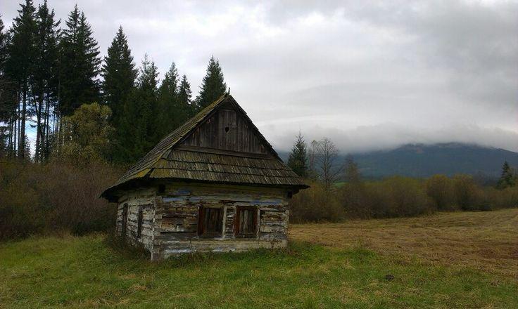 Chamková stodola, smer Telgárt