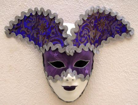 Las 25 mejores ideas sobre m scaras venecianas en - Mascaras venecianas decoracion ...