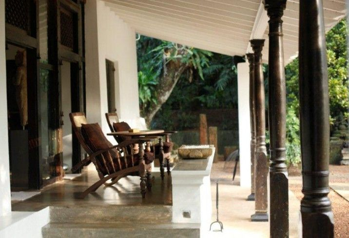 British Colonial Garden Suite at Bawa House 87, Bentota, Sri Lanka