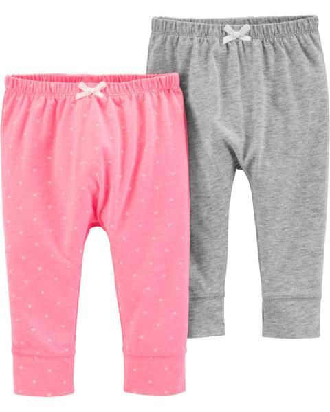 d7ad2af3e8591 Baby Girl New Arrivals Clothes & Accessories. 2-Pack Bubble Pants | Carters .com
