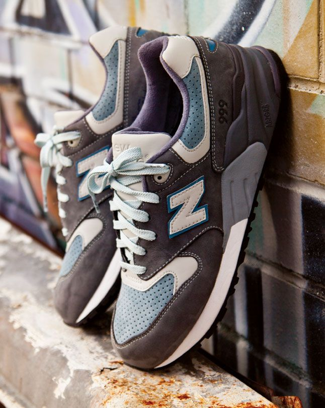 ronnie fieg x new balance 999 steel blue for sale