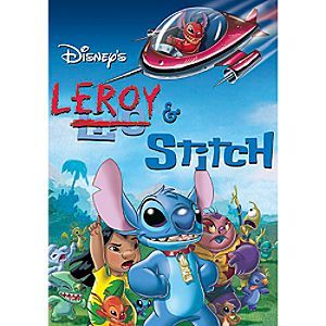 Disney Leroy and Stitch DVD | Disney StoreLeroy and Stitch DVD - The adventure never stops as Lilo and Stitch face an alien experiment gone awry in the feature-length conclusion of the Lilo and Stitch television series.
