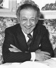 Sid James (born Solomon Joel Cohen; 8 May 1913 – 26 April 1976) in the 1960s