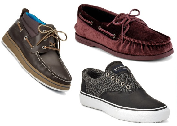 Haute on the Spot: Sale of the Day: Extra 10% OFF Reduced Sperrys for Men & Women