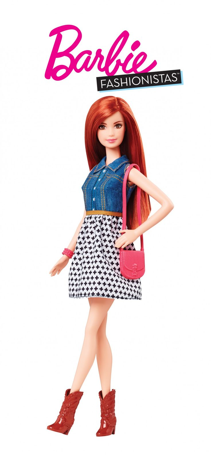 Wow this Barbie so cute and pretty. Barbie Fashionista dolls have so many varieties.  There's even one with freckles! [ad] #barbie #BarbieDoll #fashionista #Girlsdoll