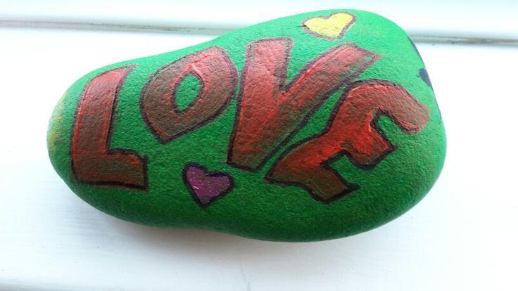 I ♡ this pebble