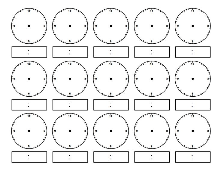 1000 ideas about blank clock on pinterest clock worksheets telling time and learn to tell time. Black Bedroom Furniture Sets. Home Design Ideas