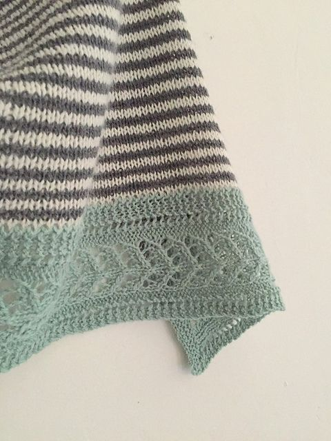Ravelry: Annapolis Wrap pattern by Little Church Knits  free pattern