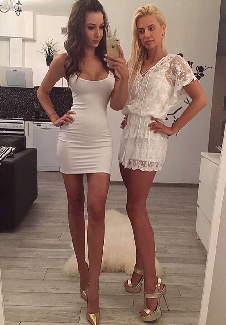 Brunette Hot Teen Legs With 70