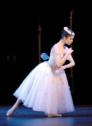Giselle my second favorite ballet