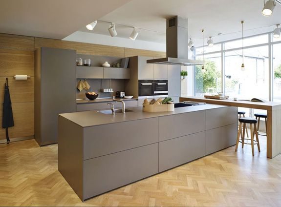 Kitchen Architecture's bulthaup showroom in London