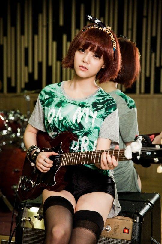 Name: Jimin Shin Member of: AOA Birthdate: 08.01.1991