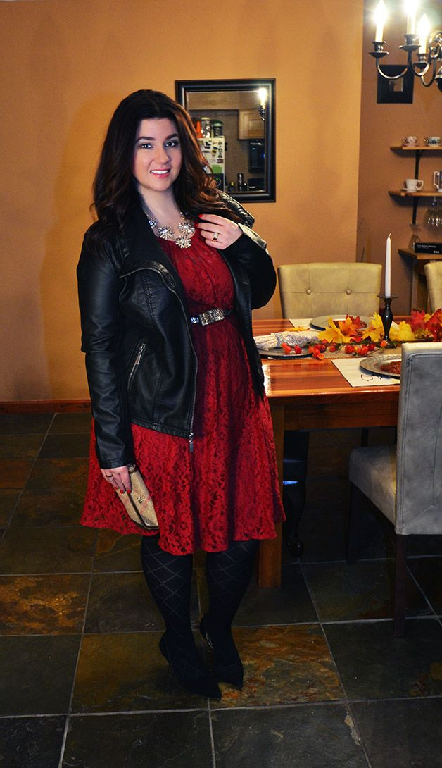 what to wear for thanksgiving plus size crystal coons holiday outfits ootd 2014