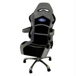 racing seat office chair ford products pinterest