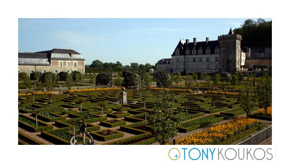 villandry, chateau, loire, france, hedge, botanicals, Henry IV, places, architecture
