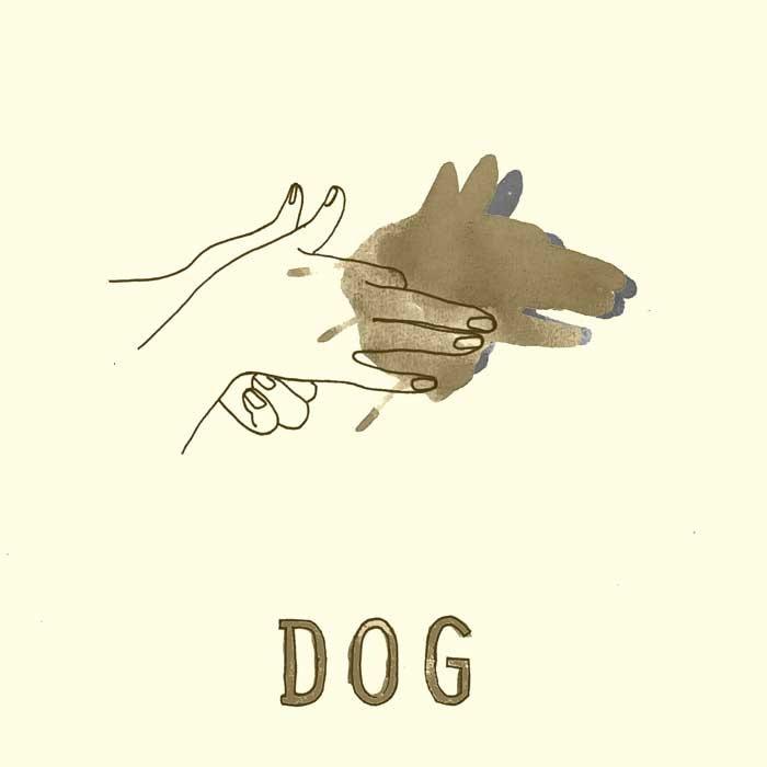 Fine Art print Dog  Hand Shadows  Animal Gift dad by LouisestArt, $25.00: Shadows Animal, Hands Shadows, Animal Gifts, Dogs Art, Art Prints, Gifts Dads, Dogs Shadows, Prints Hands, Prints Dogs