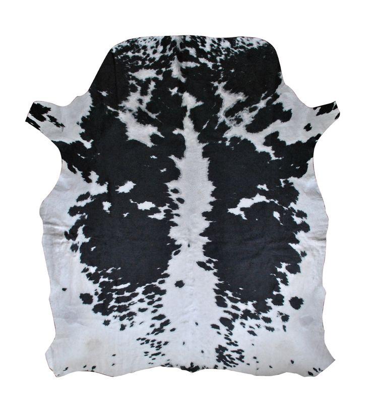 Nguni Cowhide Rug - black and white cow hide rug by Herdboi on Etsy https://www.etsy.com/listing/219003100/cowhide-rug-black-and-white-nguni-hide
