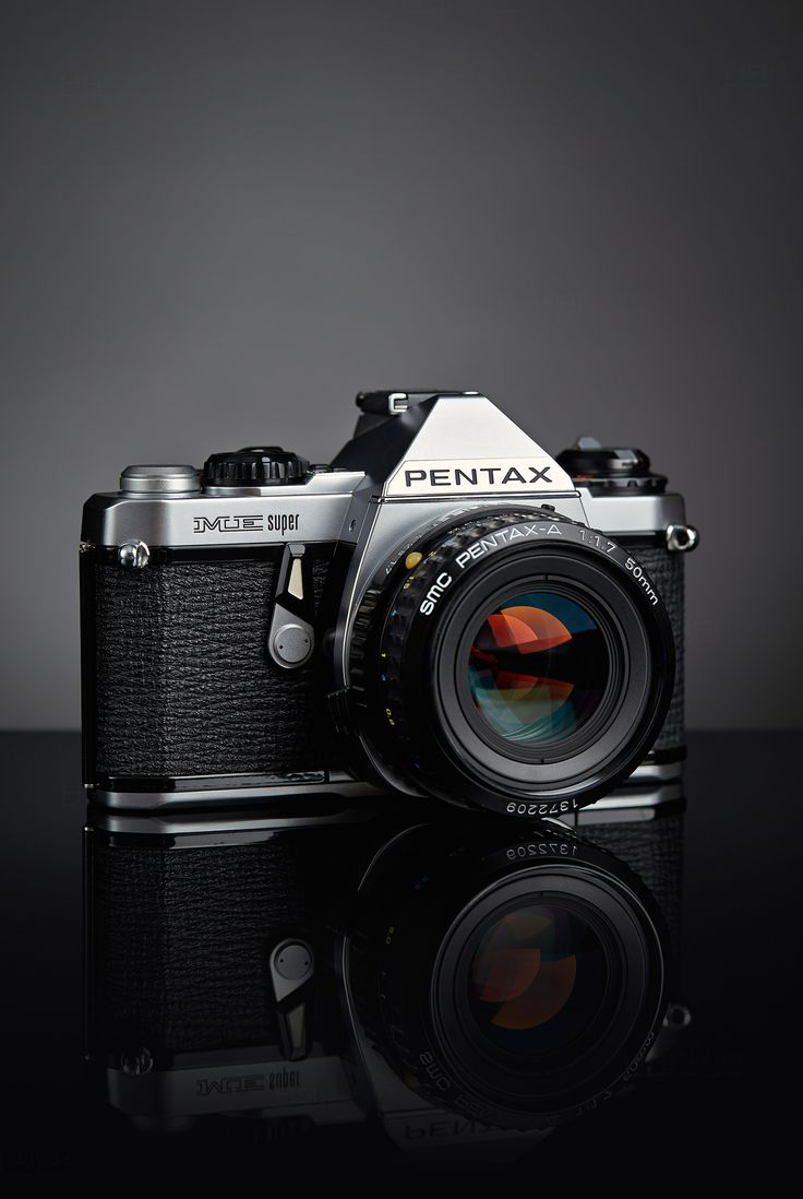 https://flic.kr/p/pBXzXW | PENTAX ME SUPER | PENTAX ME SUPER SMC PENTAX-A 50mm f/1.7  Camera Portrait Project