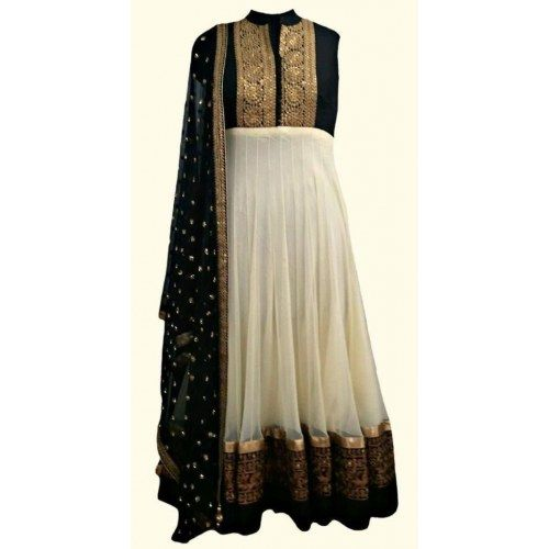 Online Shopping for Chandani Chunni Anarkali Dress   Salwar Suit   Unique Indian Products by Ethnicdresses.co.uk - METHN36016672970